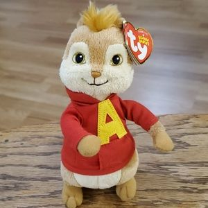 Ty beanie babies collection Alvin